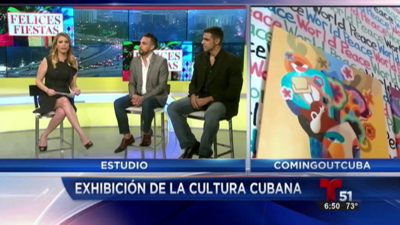 Coming Out Cuba Foundation at Telemundo Cuba, Foundation