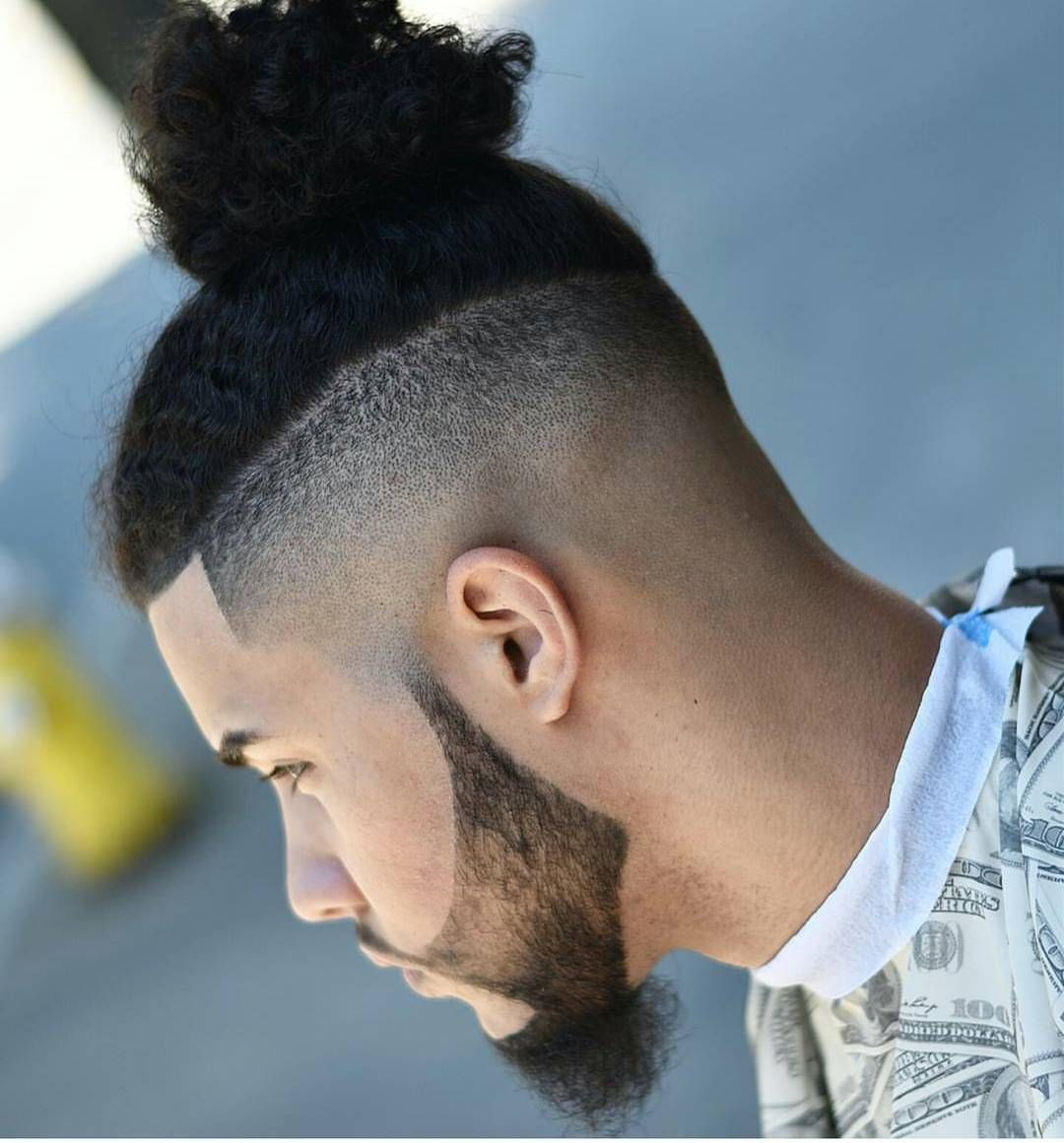 Discover These Long Hairstyles For Men That Are Low Maintenance Bun Hairstyles Hair Styles Mens Hairstyles
