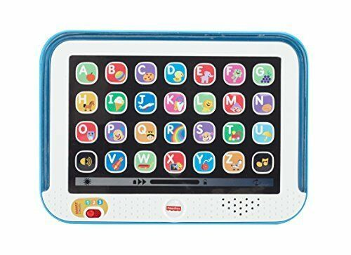 Baby Tablet Educational Toys Boys Toy For 1 2 Year Olds Toddler Learning Blue