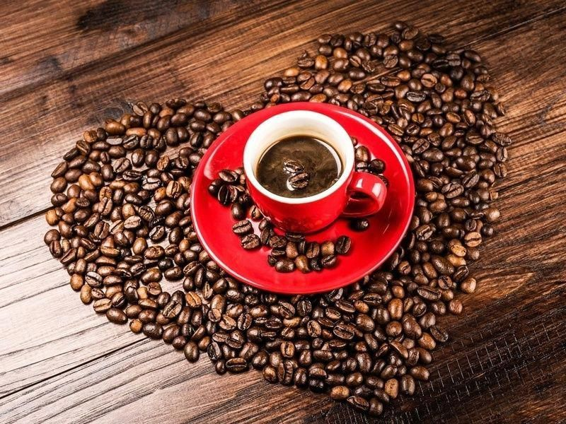 How are coffee beans differentiated? Tea grown in Sri