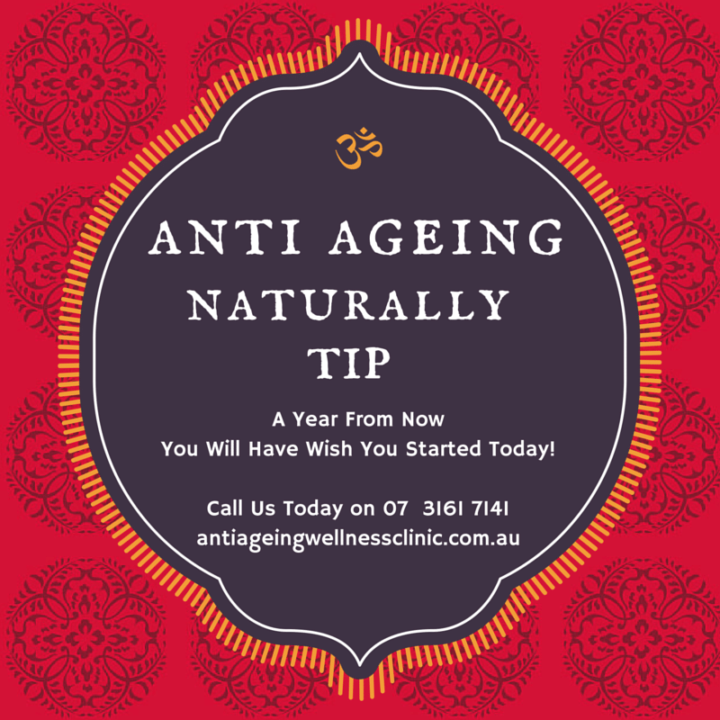 Anti Ageing Naturally. A Year From Now You Will Have Wish