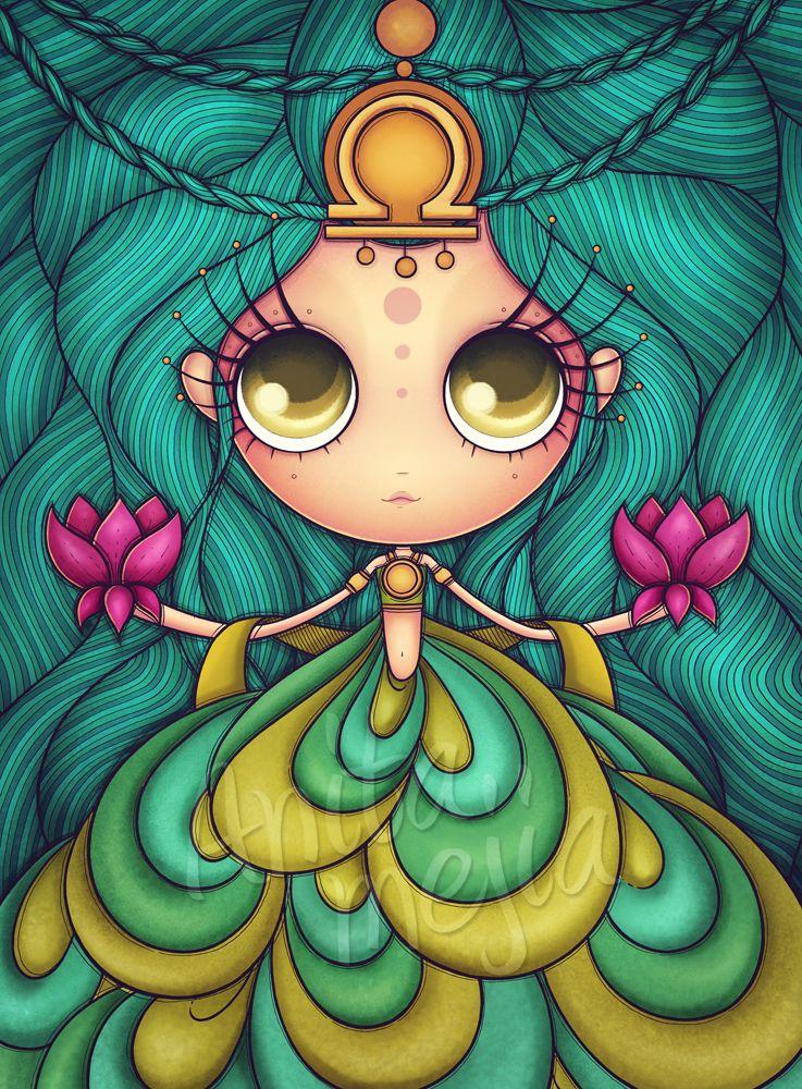 Horoscopo Libra by Chocolatita.deviantart.com