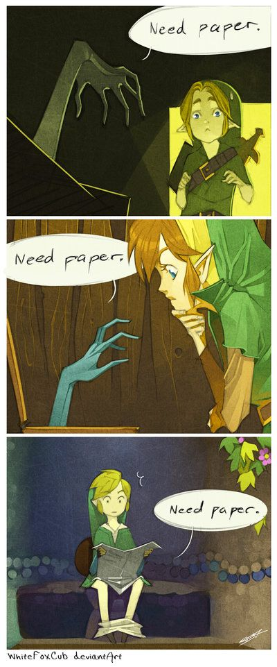 Toilet Hand by *WhiteFoxCub on deviantART | The Legend of Zelda ...