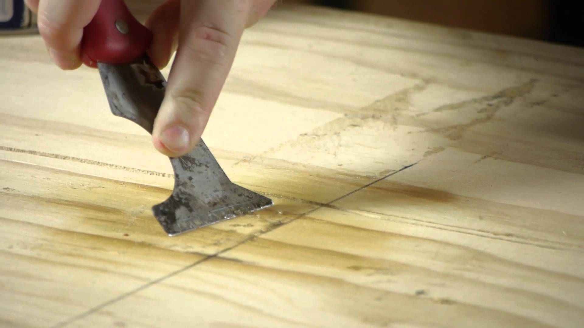 how to remove epoxy from tile