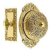 Twist Doorbell | Manual Doorbell | Victorian Doorbell | House of Antique Hardware
