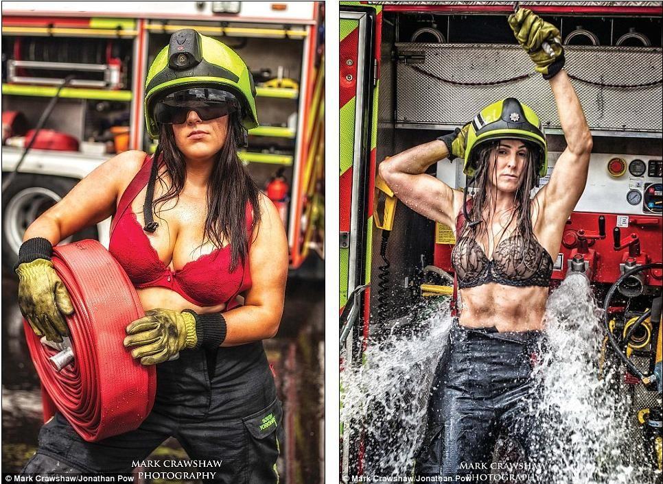 Girls slutty girl firefighters chubby