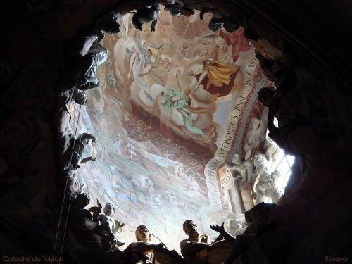 Transparente de la Catedral de Toledo (España)