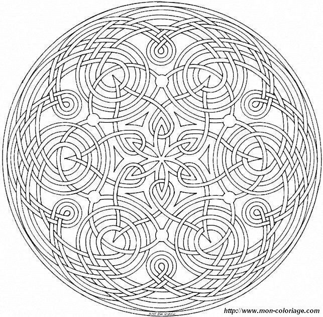 Pin by Raven Smith on Coloring | Pinterest | Mandala, Pattern design ...