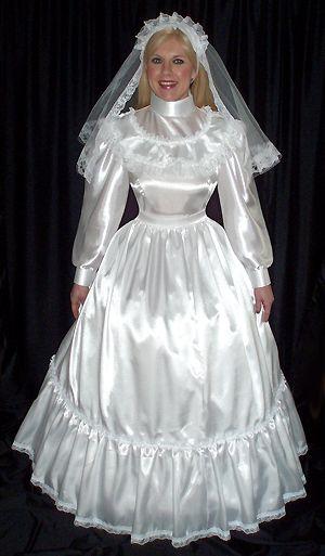 Sissy Wedding Dress
