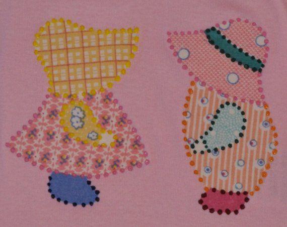 Sun Bonnet Sue Onesie, Baby Girl Onesie, Old Fashioned Baby Girl Clothing, Sun Bonnet Sue Clothing, Baby Girl Bodysuit #sunbonnetsue