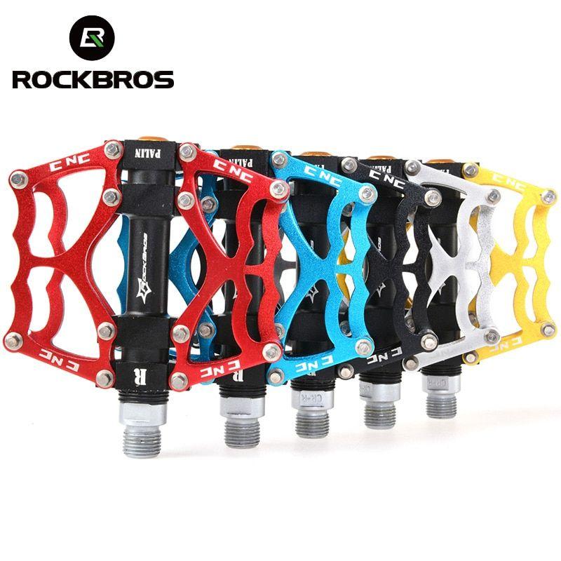 "Mountain Bike Bicycle BMX MTB Platform Pedals Replacement Seal Bearing 9//16/"""