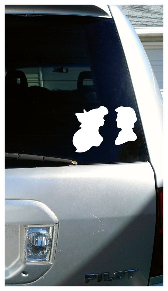 Items similar to princess aurora vinyl sticker decal car decal disney sleeping beauty on etsy