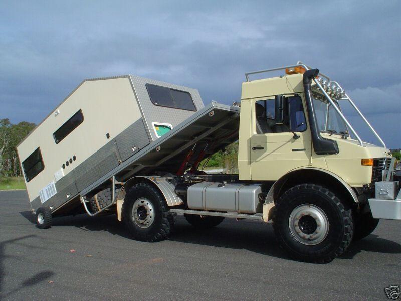roro unimog adventure camper campers motorhomes traveltrailers pinterest camping car. Black Bedroom Furniture Sets. Home Design Ideas