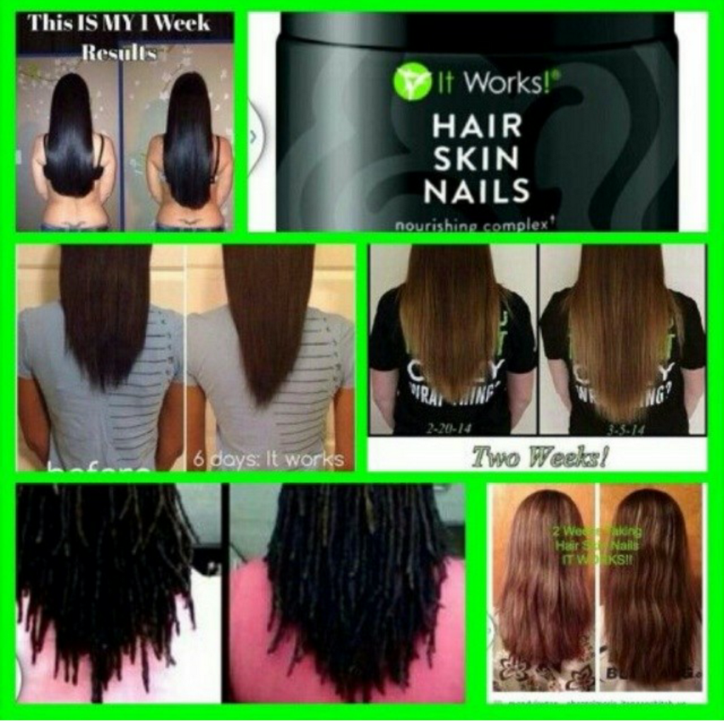 Want long, thick and raidiant hair? Healthy, glowing skin? Strong ...