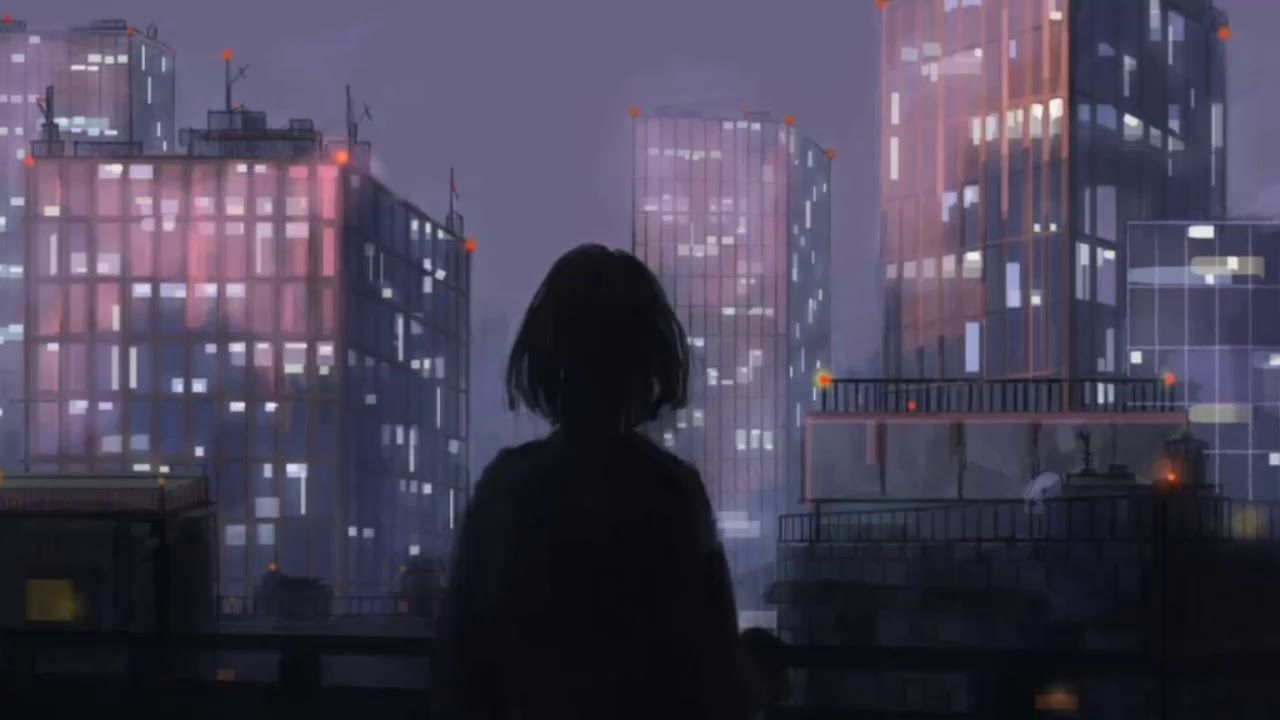 Ava Max Sweet But Psycho Cajoco Remix Anime Scenery Wallpaper Anime Scenery Anime Art Girl