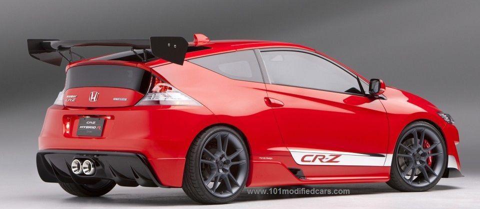Photo of Modified Honda CRZ  www.101modifiedca… www.101modifiedca… www.carkipedia.co….