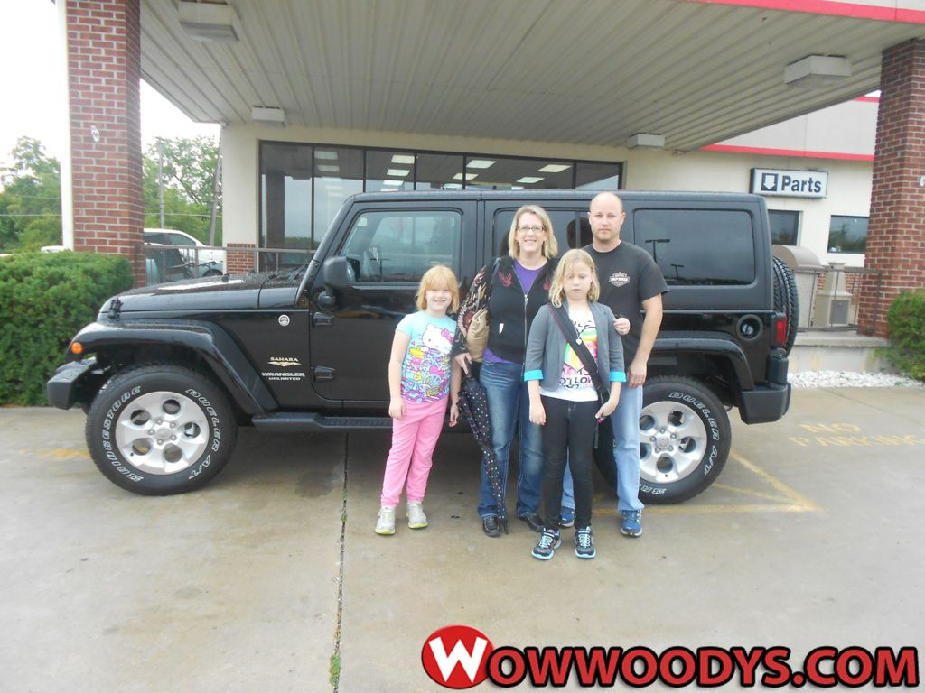 Joseph Kruser From Bloomfield Iowa Purchased This 2014 Jeep