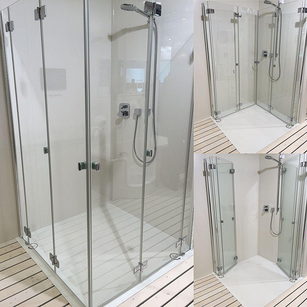 bodengleiche dusche komplett zum wegfalten f r einfach mehr raum und komfort im bad artweger. Black Bedroom Furniture Sets. Home Design Ideas