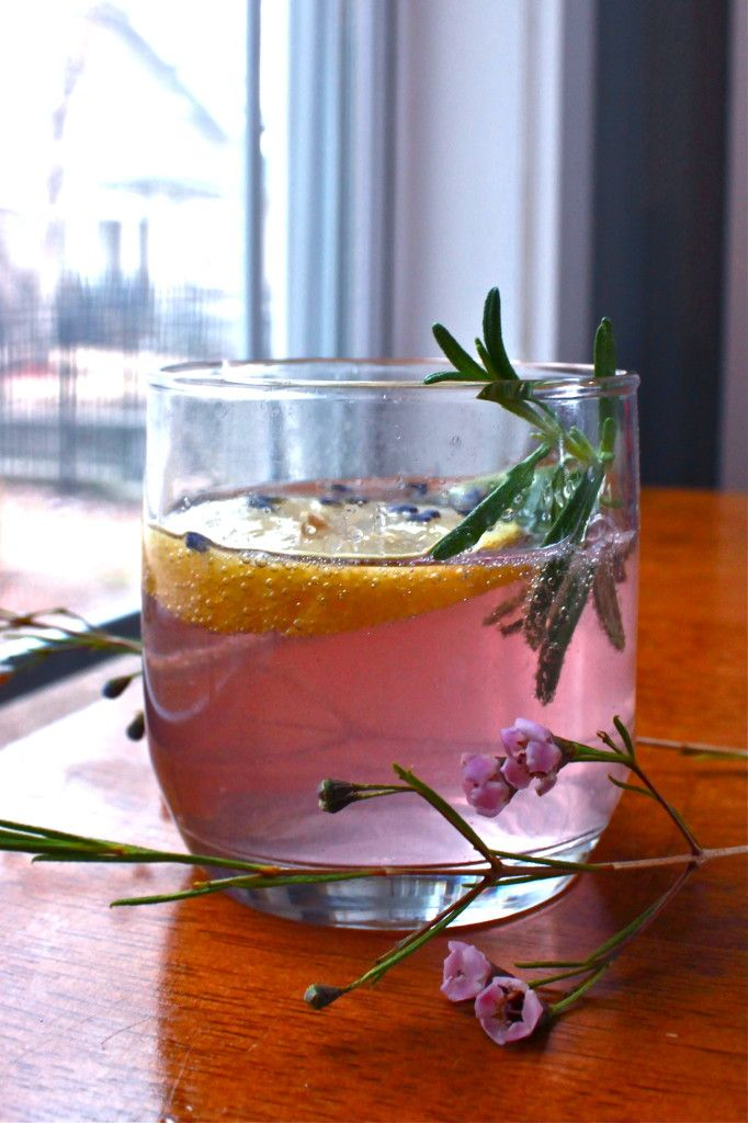 Rosemary Lavender Vodka Cocktail Lily Eats Vodka Cocktails Summer Vodka Cocktails Rosemary Cocktail