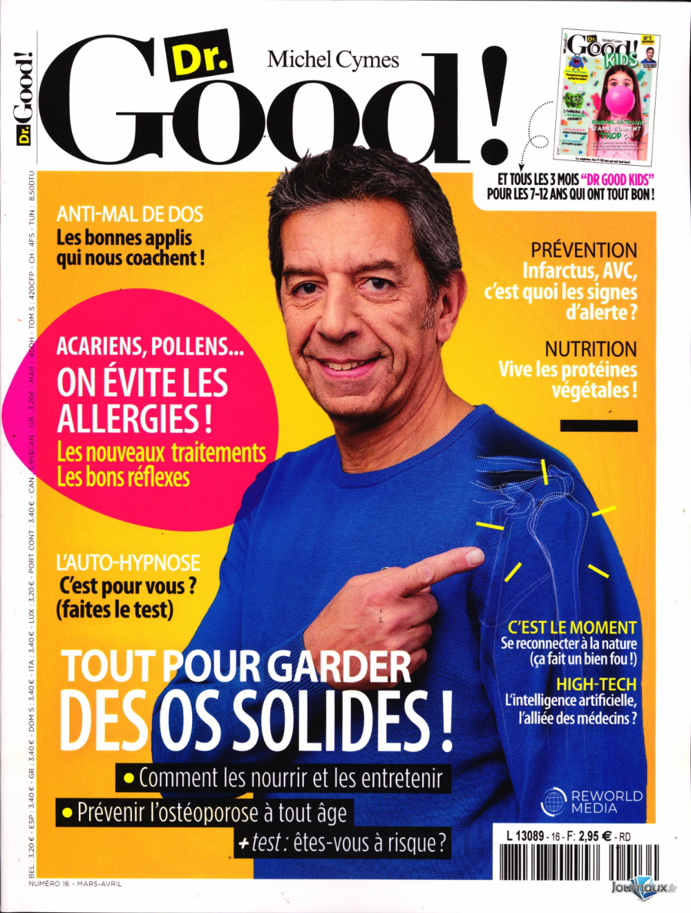 www.journaux.fr Dr Good! en 2020 Top santé, Bonne