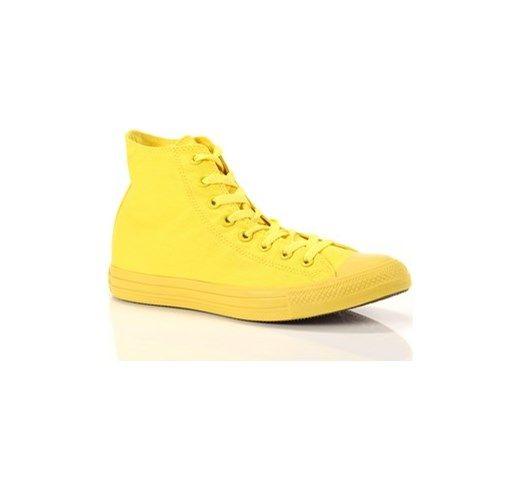 converse gialle 36