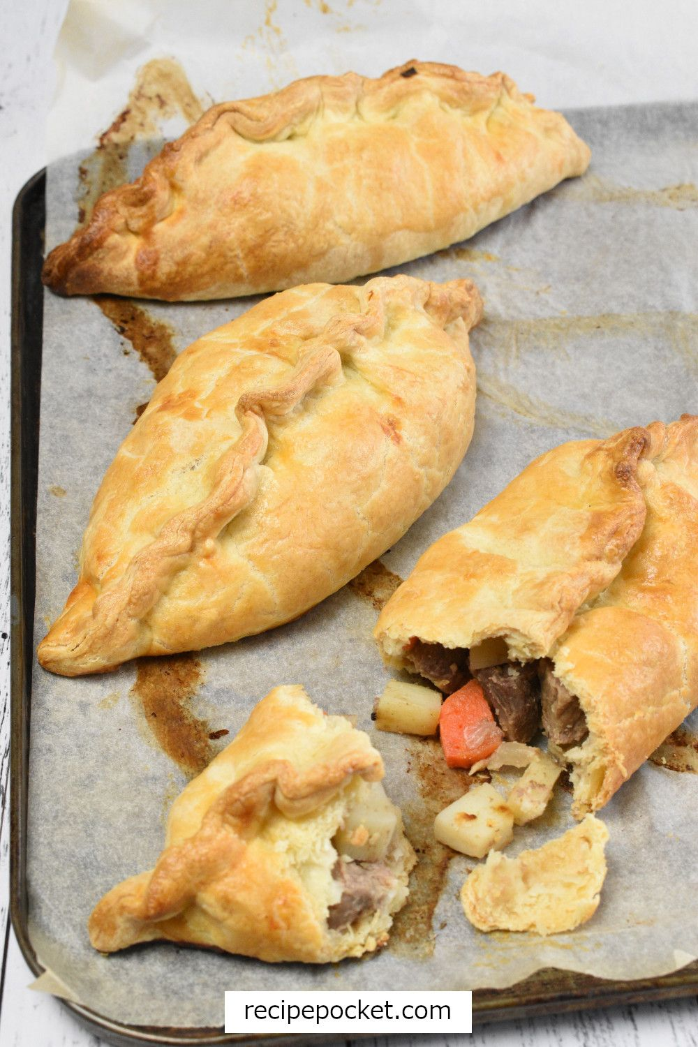 Making Cornish Pasties Doesn T Have To Be Hard Read These Step By Step Instructions For The Best Way To Make Cornish Pasties Recipe In 2020 Pasties Recipes Hand Pies Savory