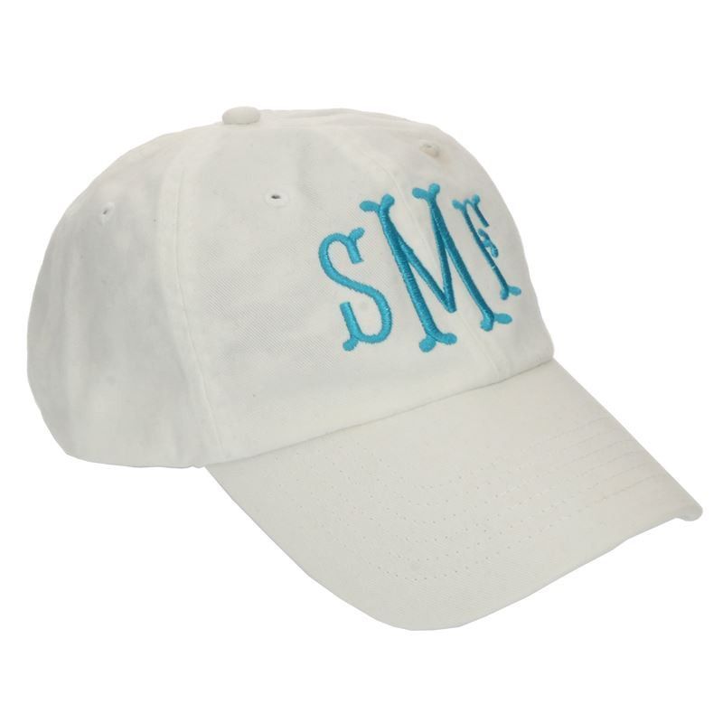 Personalized Kids White Hat