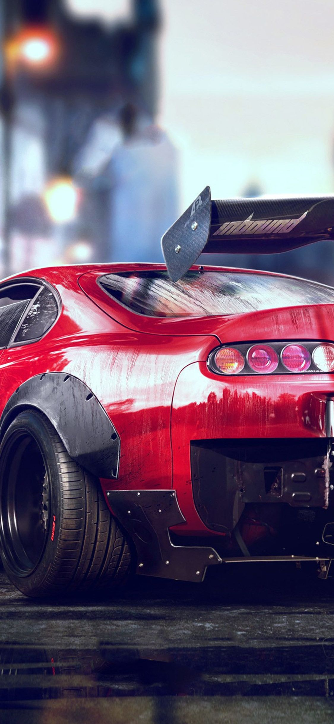4k Wallpaper Iphone Cars 3d Wallpapers Toyota Supra Toyota Supra Mk4 Car Iphone Wallpaper