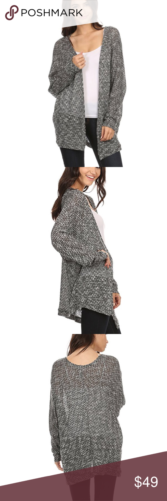 Caraity soft cable knit cardigan Boutique   Cable knit cardigan ...