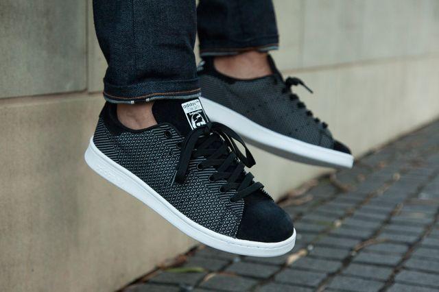 8cfb5e9b439 ADIDAS INTRODUCES STAN SMITH TEXTILE - Sneaker Freaker