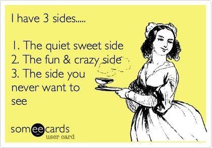 Let me let you find out ;))