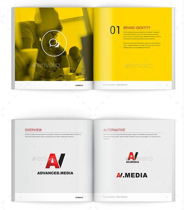 Top Brochure Templates For Designers Brochure Template - Best brochure templates