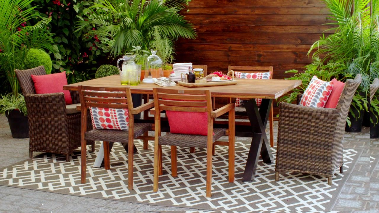 Image Result For Teak Patio Furniture Canada