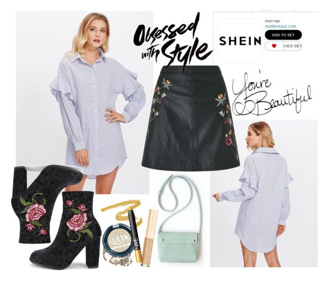 """""""Shein"""" by delicmevla ❤ liked on Polyvore featuring Miss Selfridge"""