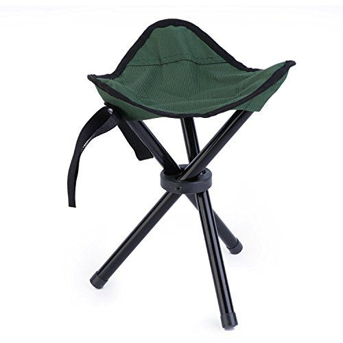 Introducing San Tokra Mini Portable Outdoor Folding Tripod Stool