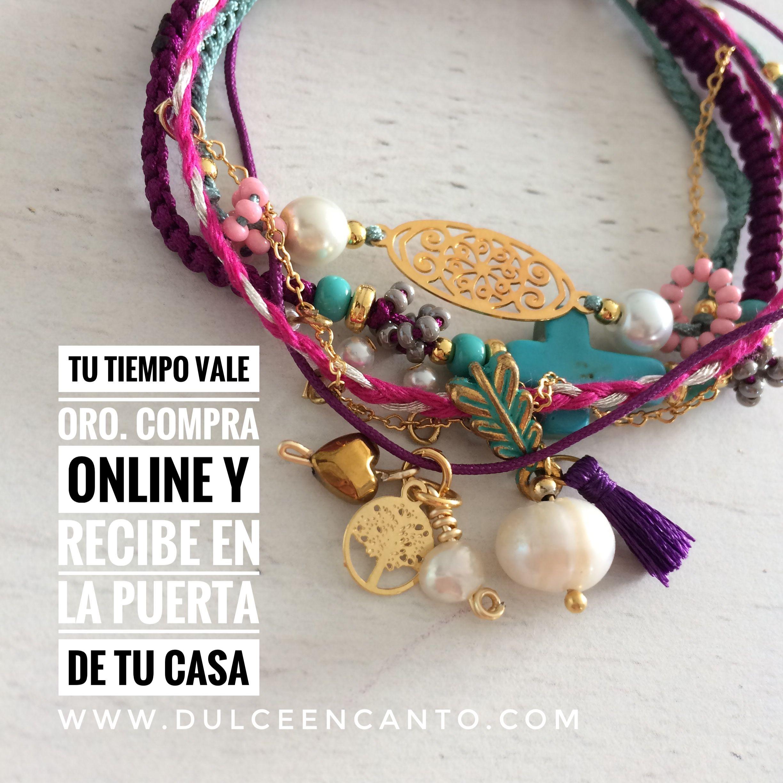 11277f1410c7 Tienda Online de Accesorios para mujer www.dulceencanto.com  accesorios   bisuteria  moda  pulseras