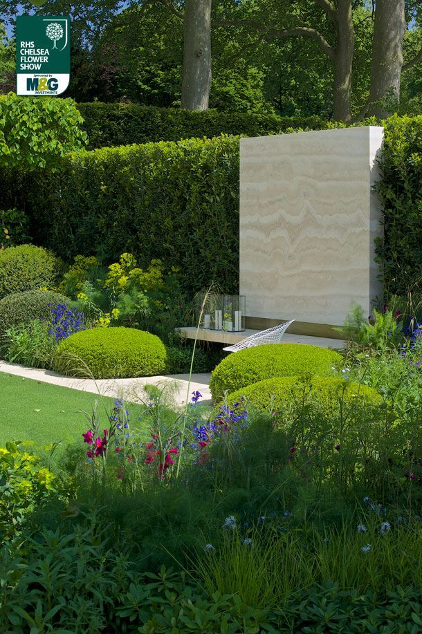 RHS Chelsea Flower Show - Show Garden - The Telegr gardening