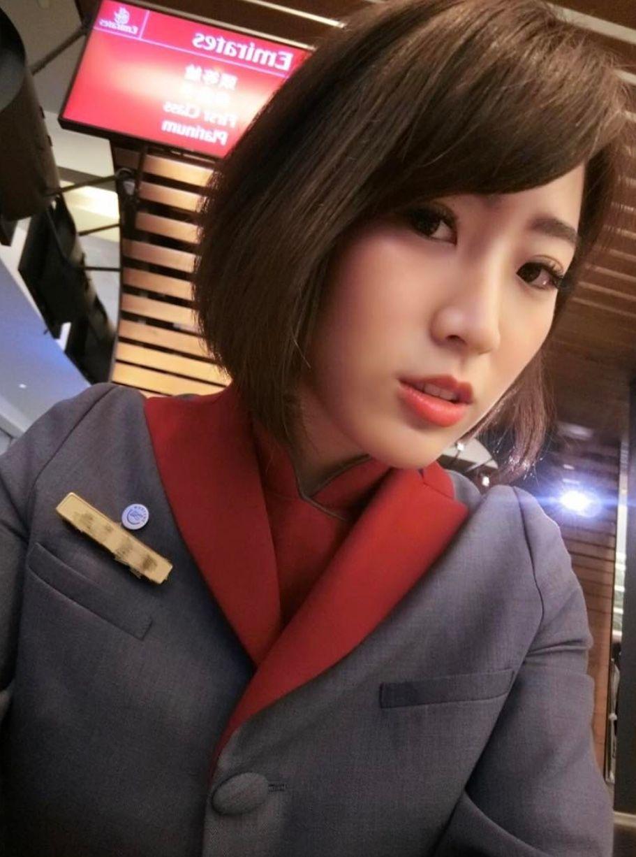 taiwan】 china airlines ground staff / チャイナエアライン