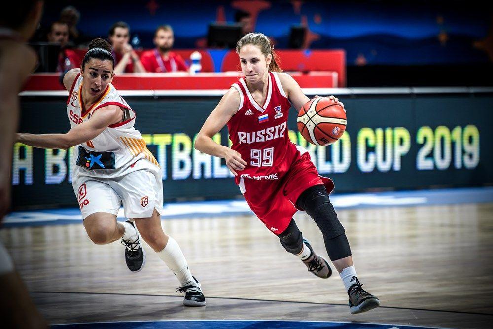 Rusia FIBA Women's EuroBasket 2019 FIBA.basketball