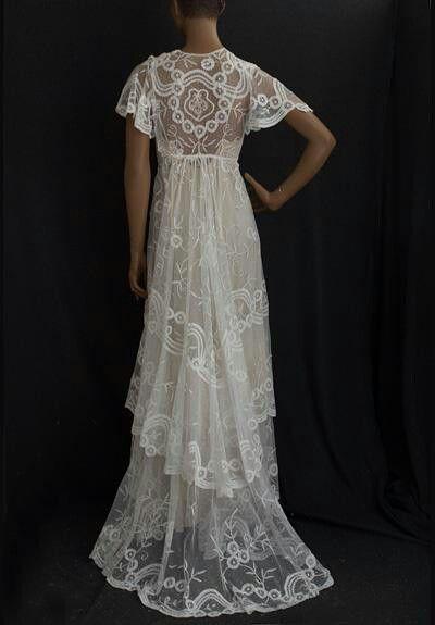 1910 wedding dress | edwardian | vestidos, vestidos vintage