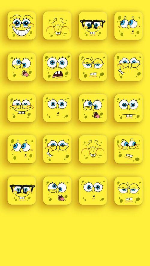 ร ปภาพ Background Spongebob And Wallpaper Spongebob Wallpaper Spongebob Iphone Wallpaper Spongebob