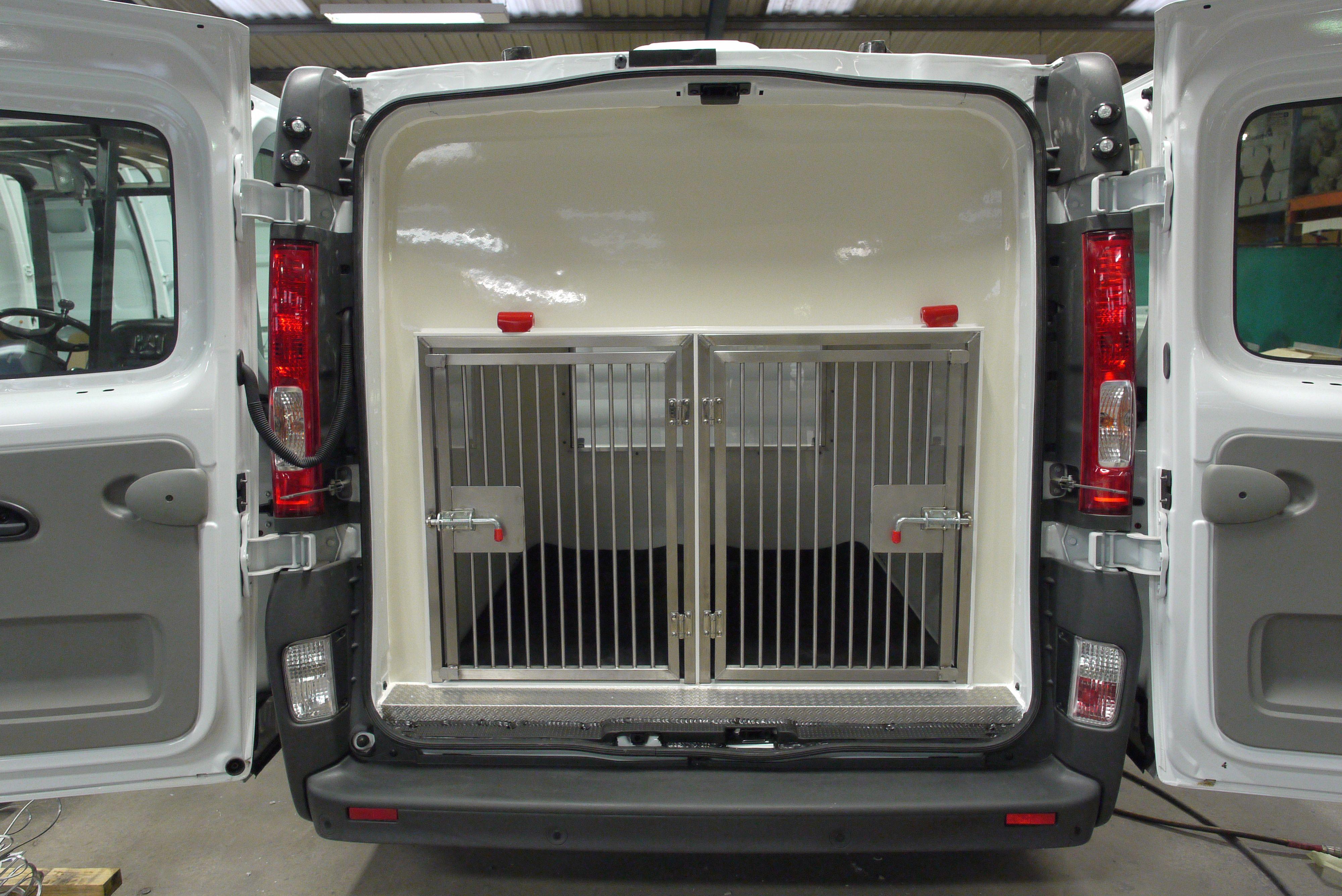 dog vans