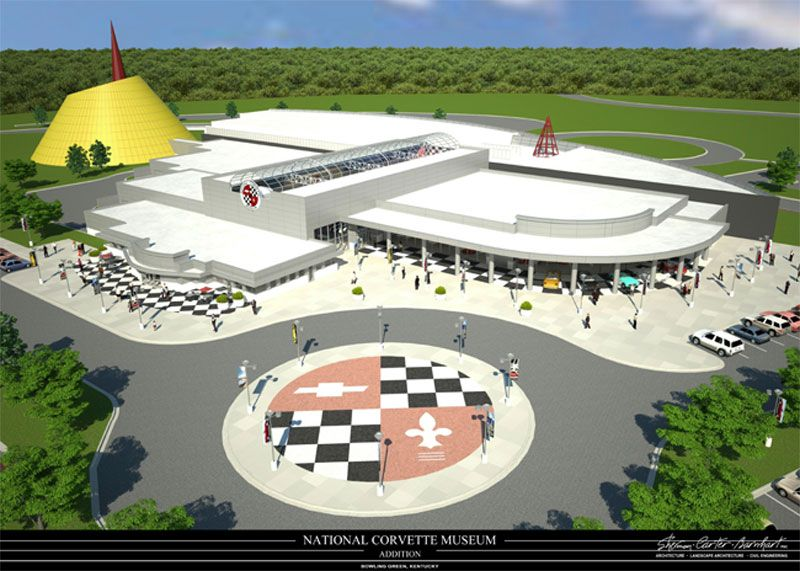 National Corvette Museum, Bowling Green, KY....been there