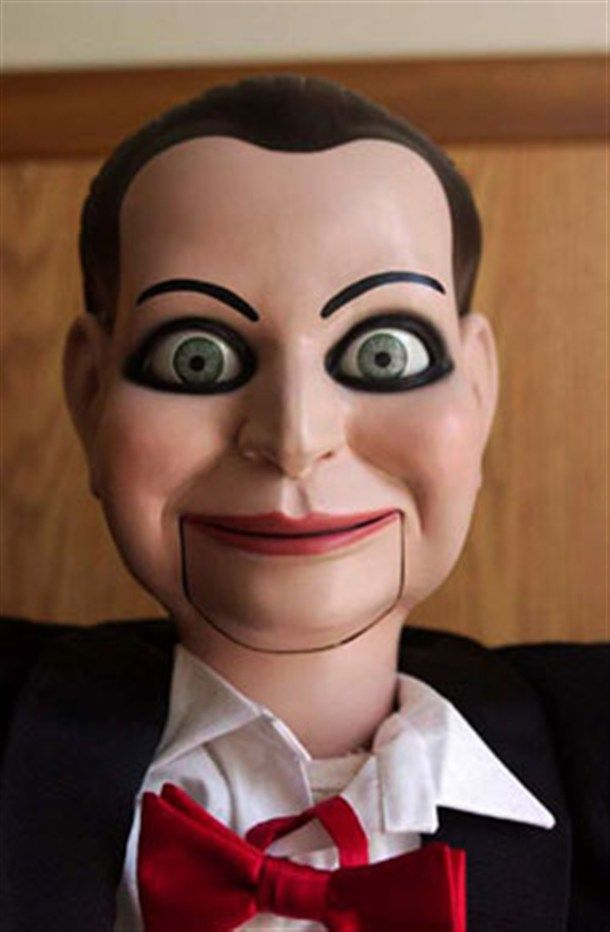 Dummy: Billy | Creepy Ventriloquist Dummies | Pinterest | Costumes ...