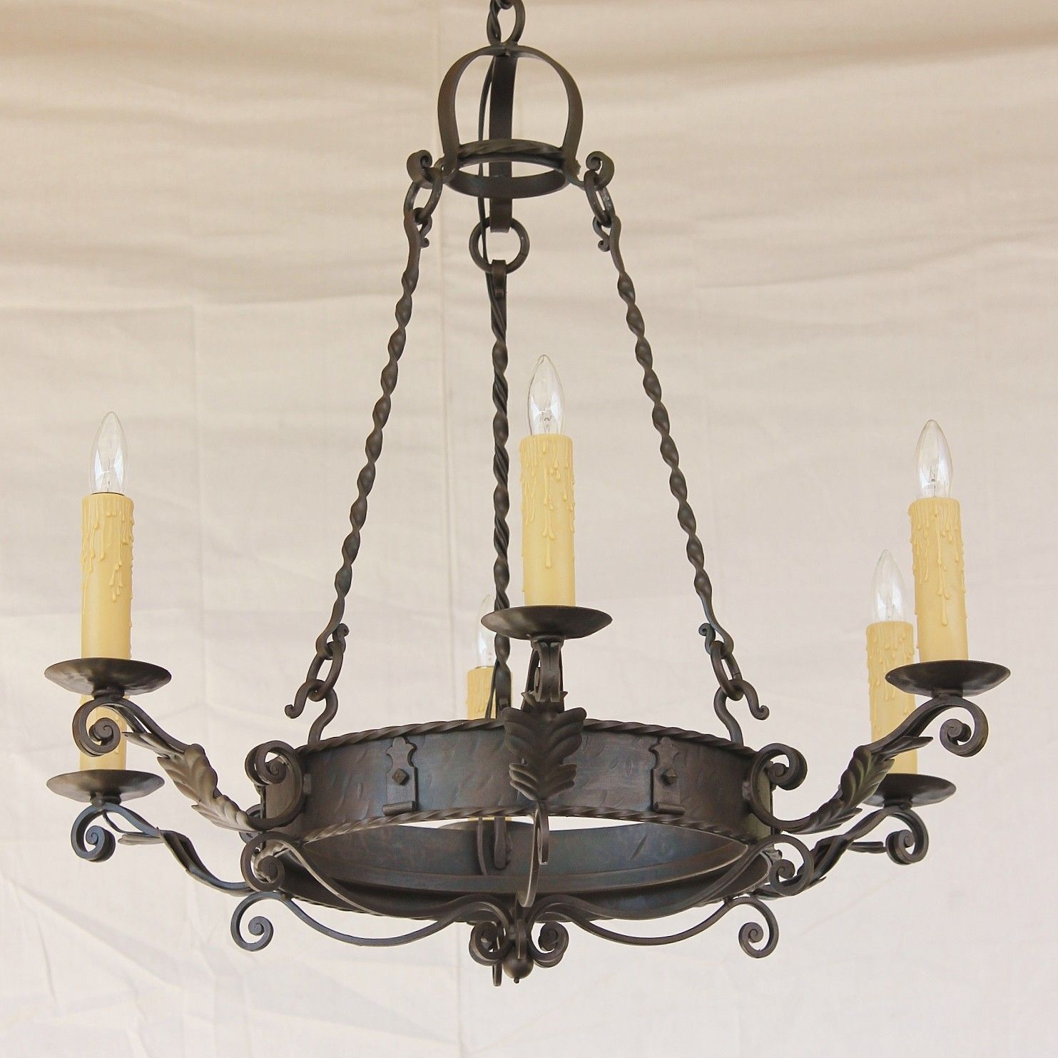 Tuscan chandelier lights of tuscany dining room shivas lighting tuscan chandelier lights of tuscany dining room arubaitofo Images
