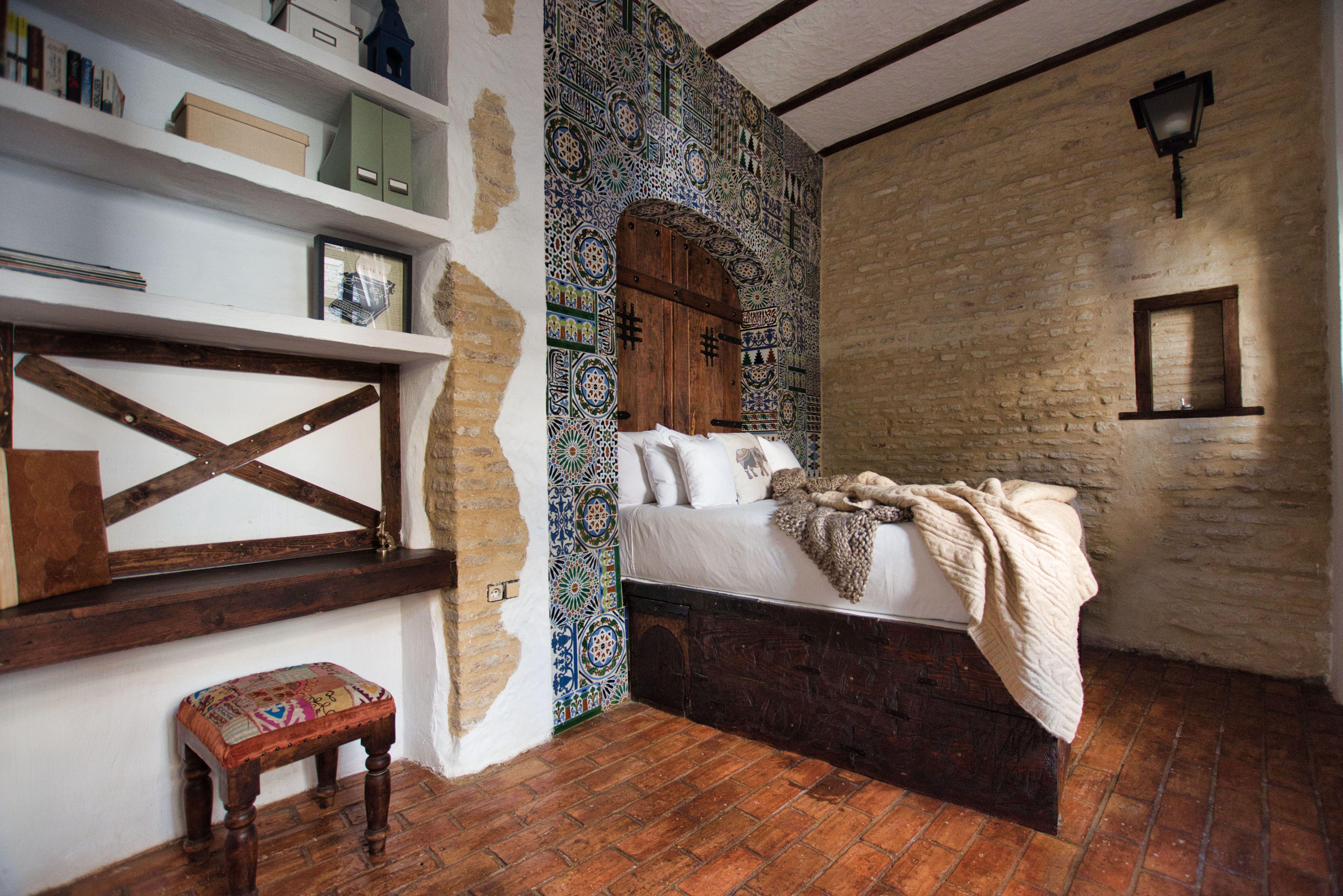 Unique Experience In Seville Sevilla (Spain) Rustic Home, Spanish Home