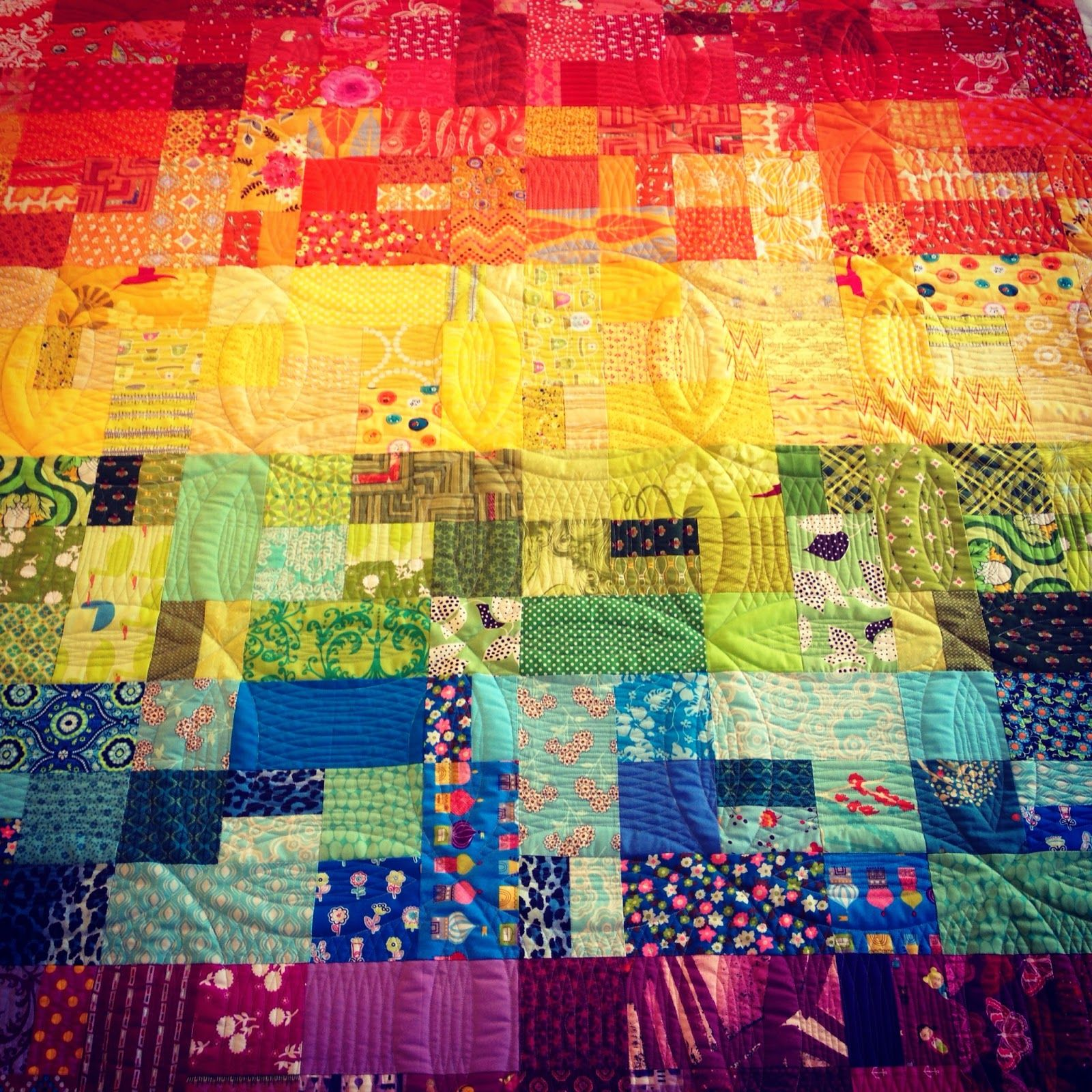 That Crazy Quilty Girl Modern Quilt Perspectives 12