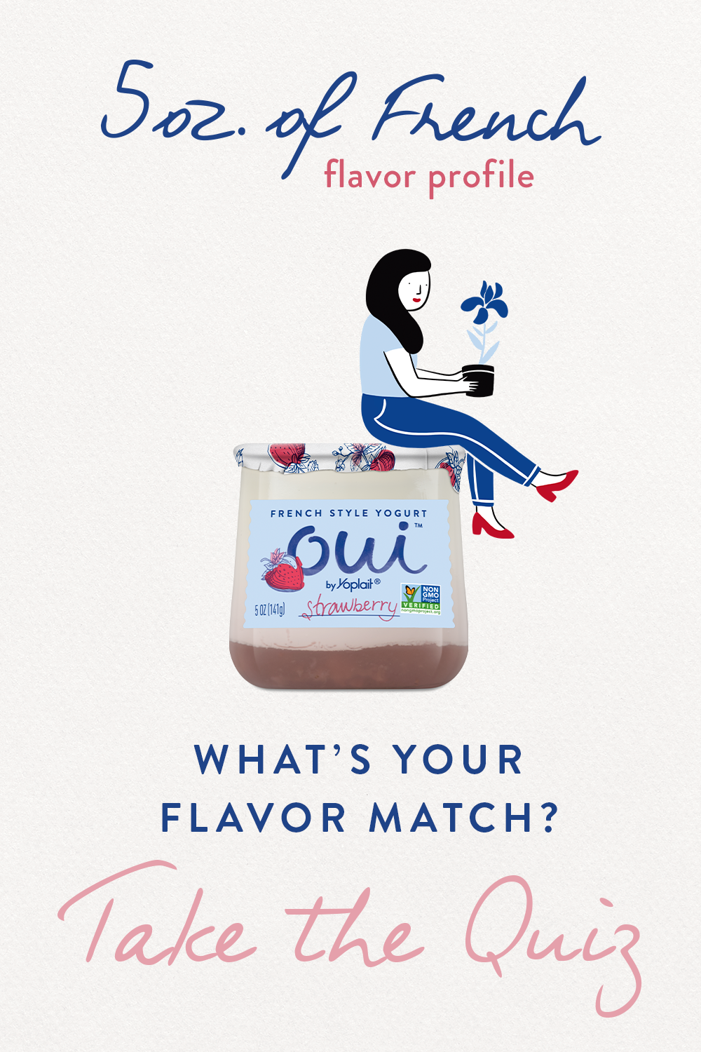 Find Your Oui Flavor Match