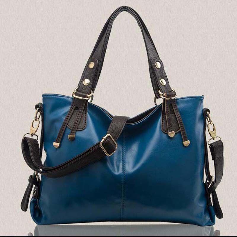 b2431859d7 Famous Brand Designer Women Handbag Female PU Leather Bags High Quality Ladies  Portable Shoulder Bag Office Ladies Hobos Totes - Ladies Handbags Ladies ...