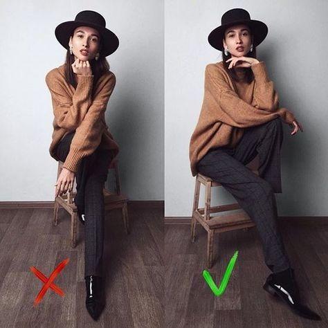 15 Maneras de mejorar tus poses con un simple movi